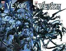 VENOM 150 UNKNOWN CLAYTON CRAIN A & B VARIANT SET NM EDDIE BROCK