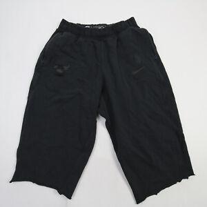 Chicago Bulls Nike NBA Authentics DriFit Athletic Shorts Men's Black Used