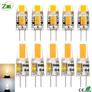 G4 LED Bulb COB 3W 6W Capsule Lamp Replace Halogen Bulbs AC DC 12V Corn lights