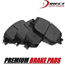 BRAKE PADS Complete Set Front MD908 Disc Brake Pad - Semi-Metallic Pad, Front