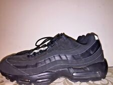 NIKE AIR MAX 95 All BLACK ANTHRACITE Jordan 609048-092 Athletic Mens Shoes Sz 13
