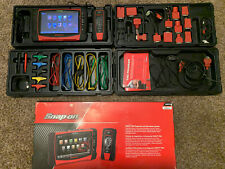 Snap-On Verus Pro D10 18.2 EEMS327 Diagnostic Scan Tool Scanner  + MORE