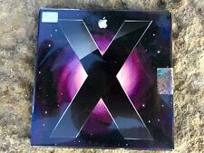 Mac Apple disco installazione OS X LEOPARD 10.5 nuovo sigillato MULTILINGUA