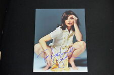 Gina Gershon SEXY signed autograph In Person 20x25 cm Show Girls, bound