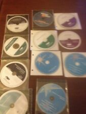 BWW/ WW Amway CD's Set Of 11 New & Used motivational career mentoring