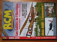 $$6 Revue RCM N°304 Plan encarte IAI KFIR  Moteurs Himax  Aplus 300  Edge 540