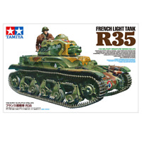 Tamiya 35373 French Light Tank R35 1/35