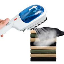 Mini Portable Travel Hand Held Iron Clothes Steamer Garment Steam Brush New