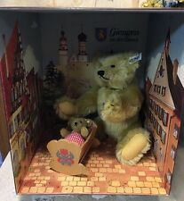 Steiff Cradle of the Teddy/ Giengen an der Brenz Teddy Bear  LTD 10,668/16,000