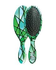 Limited Wet Brush Professional Detangle Hair Brush STAIN GLASS - GREEN