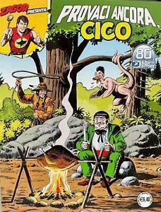 Fumetti Sergio Bonelli Editore Zagor Gigante n 23 Provaci Ancora Cico
