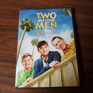 Two and a half Men - The 10 Complete Tenth Season DVD