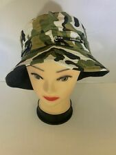 Youth Bucket Mesh Hat Hunting Fishing Army Military Outdoor Camouflage