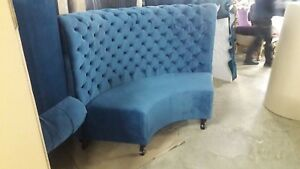 Posh and very modern sofa especially for you. Fits perfect in restaurants,bars
