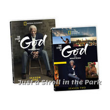 The Story Of God With Morgan Freeman: Complete Series Seasons 1-2 Box/DVD Set(s)