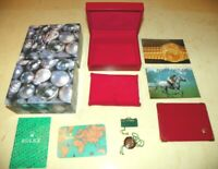Original Rolex Box u. Booklet Set - Damen Sport Lady Datejust - Ref. 14.00.02