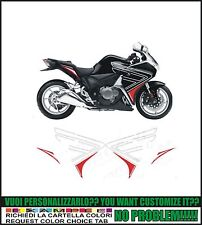 kit adesivi stickers compatibili vfr 1200 formanu