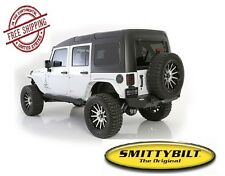 Smittybilt Safari Hard Top fits 07-17 Jeep Wrangler JKU 4 Door 518702 Black