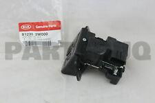 812303W000 Genuine Hyundai / KIA LATCH ASY-TAIL GAT