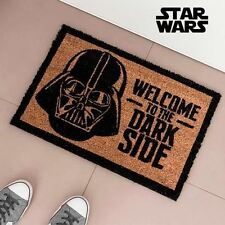 Star Wars Darth Vader Welcome To The Dark Side Coir Outdoor Front Door Doormat