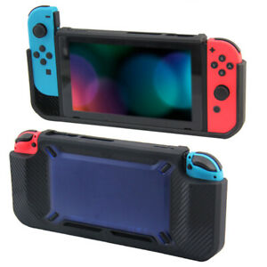 New case for Nintendo Switch Rugged Rubberized Snap on Hard Cover Heavy Duty