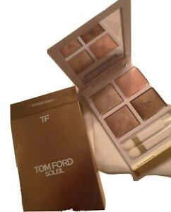 Tom Ford 03 Soleil d'Hiver Eyeshadow Quad Palette Limited Edition BNIB