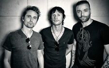 Muse Music Poster 28'' X 17''