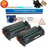 2PK CF258A 58A Toner (No Chip) for HP LaserJet Pro M404 M404dn MFP M428 M428fdw