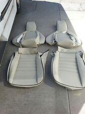 PORSCHE 944 911 951 964 968 85-94 SEAT KIT NEW UPHOLSTERY LINEN CUSTOM