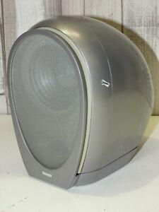 1 X TANNOY ARENA SILVER FINISH HOME CINEMA THEATRE SURROUND SOUND LOUDSPEAKER