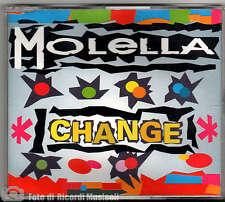CDS/CDM  MOLELLA - CHANGE **COME NUOVO**