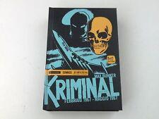 KRIMINAL FEBBRAIO 1967 MAGGIO 1967 MAX BUNKER- FUMETTO MONDADORI 2014- BUONO L8