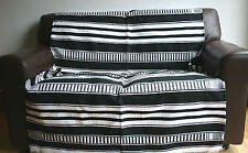 100% cotton thick woven aztec designs Indian sofa throw bed spread VARIOUS