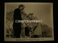 1956 Candid Gary Cooper Director William Wyler Friendly Persuasion PHOTO 213P