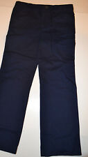 Cherokee   Boys Ultimate Navy Blue NANOtex Pants Size 6X   NWT