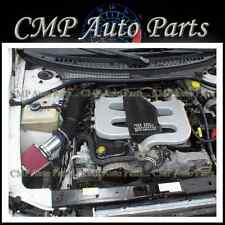 RED 1993 1994-2004 CHRYSLER 300M CONCORDE LHS V6 AIR INTAKE KIT