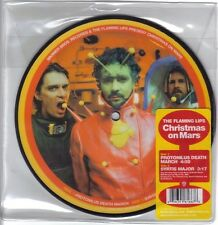THE FLAMING LIPS Christmas on Mars LIMITED EDITION PICTURE VINYL NEW