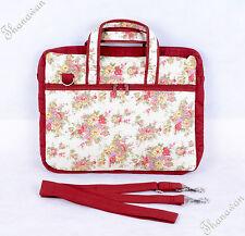 NaRaYa premium cotton Laptop / Notebook great design fabric bag