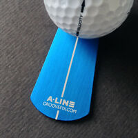 A-LINE BALL MARKER PUTTING AID (ARROW) – IMPROVE YOUR 1 PUTT % – LineFix NOT inc