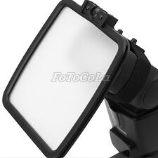 Flash diffuser softbox kit for Canon 380EX 430EX 580EX Nikon SB600 SB800 SB25