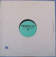 CHICKEN LIPS, JERK CHICKEN/MAN IN HIS ELEMENT - LP