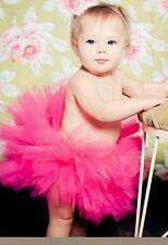 Girls Kids Tutu Dancewear  Star Princess Skirt Party Ballet Dress baby skirt