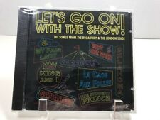 New CD Let's Go On With The Show! Hit Songs From Broadway & The London Stage