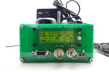 GPSDO Symmetricom Inside GPS 10MHz 1PPS GPS Disciplined Clock&GPS Ant Display