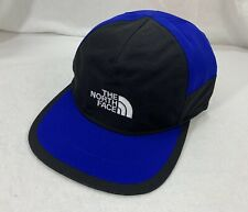 THE NORTH FACE Blue/Black GORE-TEX Mountain Baseball Cap Adjustable Hat S/M NEW