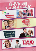 If a Man Answers / That Funny Feeling / Tammy  New DVD