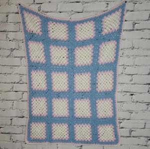 Pack of 3 unisex handmade baby blanket