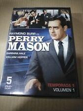 Raymond Burr Est Perry Manson Saison 1 En DVD