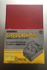 Nintendo Disk System Base Case Mini Famicom Classic Box w/Sticker JAPAN NES F/S