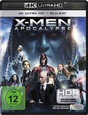 """X-MEN APOCALYPSE"" - MARVEL Action - 4K ULTRA HD BLU RAY - 2-Disc-Set - neu/OVP"